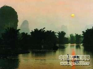 关于桂林的神话故事
