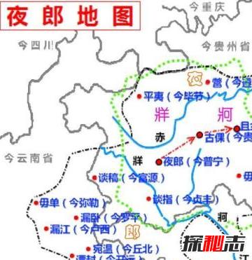 中国消失的十大古国,楼兰古国灭亡原因至今未解