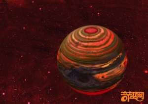 """褐矮星上的""""污染""""大气"""