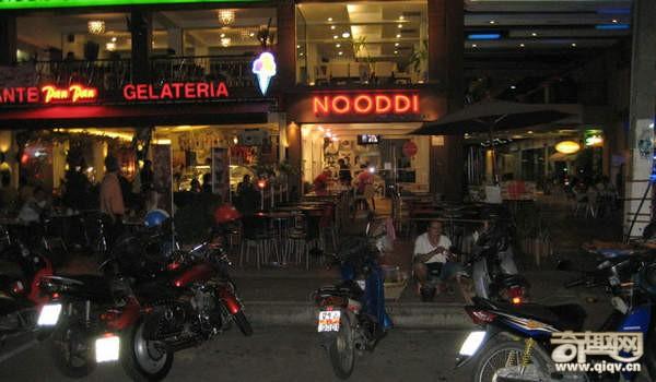 泰国红灯区迷乱夜