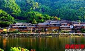 广西最美原生态古村落 你同意它的赞誉吗-