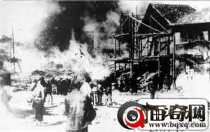 长沙文夕大火的经过:谁该为文夕大火负责?