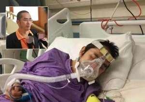 香港导演萧伟强病逝终年63岁 临终前未能见女儿一面