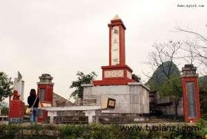 广西农民为己修建活人墓 耗时六年