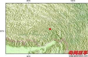 西藏波密3.1地震 青藏高原地区为什么总是地震?