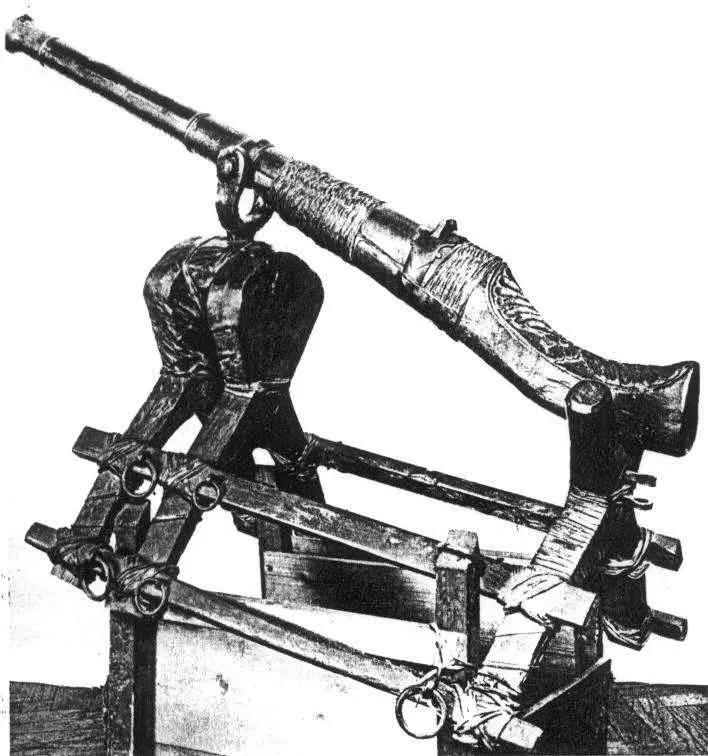 近代火枪是如何演进的?