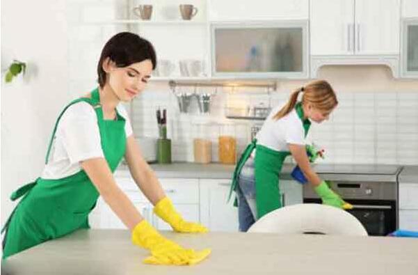 家政公司推出全裸家政服务 独树一帜的清洁方式